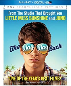 Cover Image for 'Way, Way Back, The  (Blu-ray + DigitalHD)'