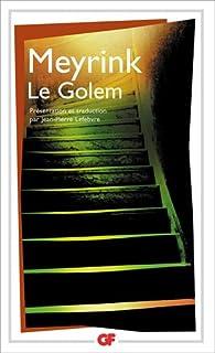 Le Golem, Meyrink, Gustav