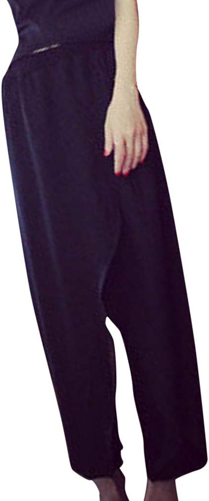cinnamou Pantalones Mujer, Pantalones Mujer Tallas Grandes ...