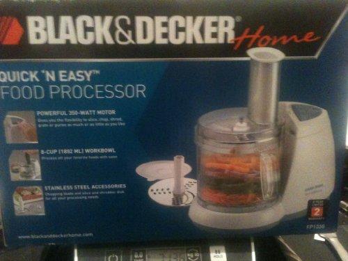 Black Decker FP1336 Processor 220 volt