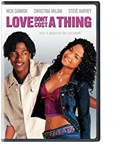 Love Don't Cost a Thing (Widescreen) (Bilingual) [Import]