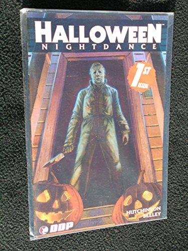 Halloween (Nightdance), Vol 1 No 1, (March 2008) Comic -