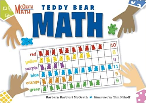 Teddy Bear Math (McGrath Math): Barbara Barbieri McGrath, Tim ...