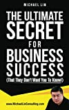 Free eBook - The Ultimate Secret For Business Success