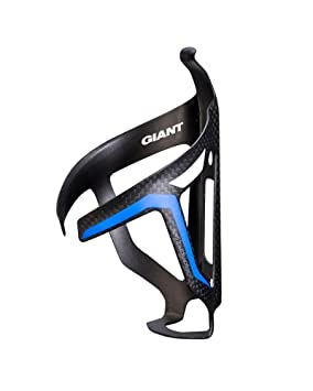 Black /& Blue Bicycle Bottle Cage GIANT Proway Water Bottle Cage