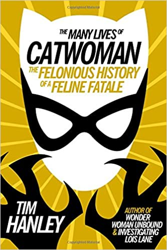 Image result for many lives of catwoman