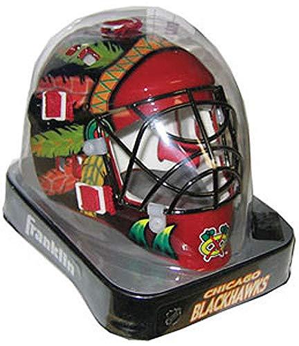 (Franklin Sports NHL Chicago Blackhawks Mini Goalie MASK)