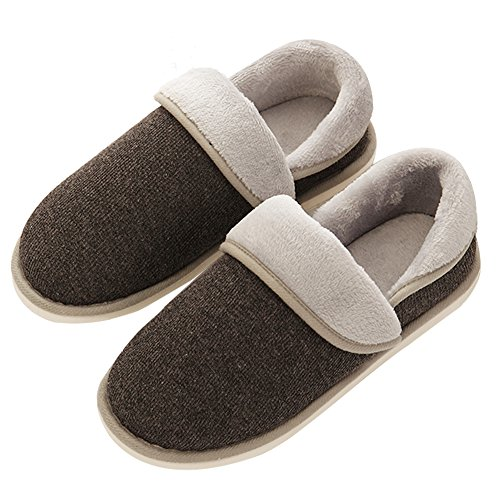 Moccasin Indoor Slippers Outdoor NineCiFun House Comfort Black Womens Slippers gTIqfYn
