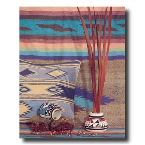 Southwestern Native Indian Pottery Wall Picture Art Print #2