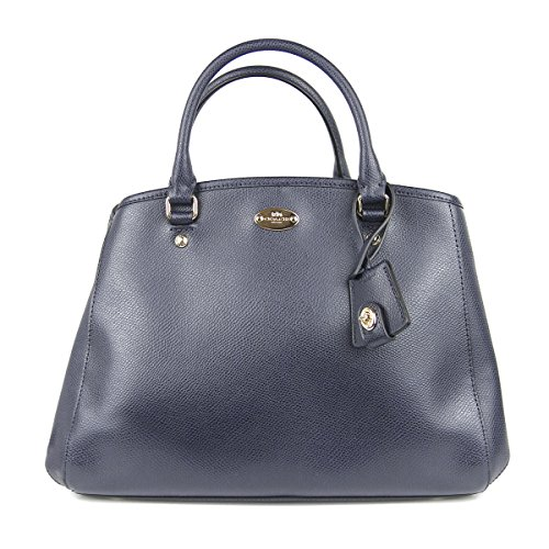 Coach Small Margot Leather Carryall