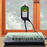 Digital Heat Mat Thermostat Controller for Seed