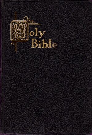 Download New Catholic Edition of the Holy Bible, Translated