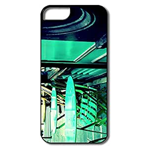 Paris Cartoon IPhone 5/5S Case Skin - Customize Geek IPhone 5/5S Case For Her