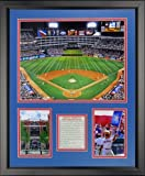 "Legends Never Die Texas Rangers - Arlington Stadium Framed Photo Collage, 16"" x 20"""