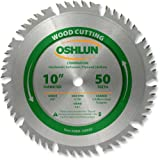 Oshlun SBW-100050 10-Inch 50 Tooth 4 and 1