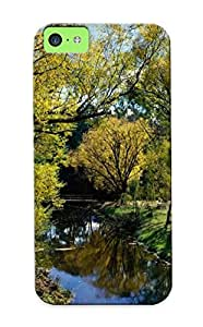 Design High Impact Dirt/shock Proof Case Cover For Iphone 5c (morses Creek)