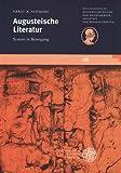 Augusteische Literatur : System in Bewegung, Schmidt, Ernst A., 3825314081