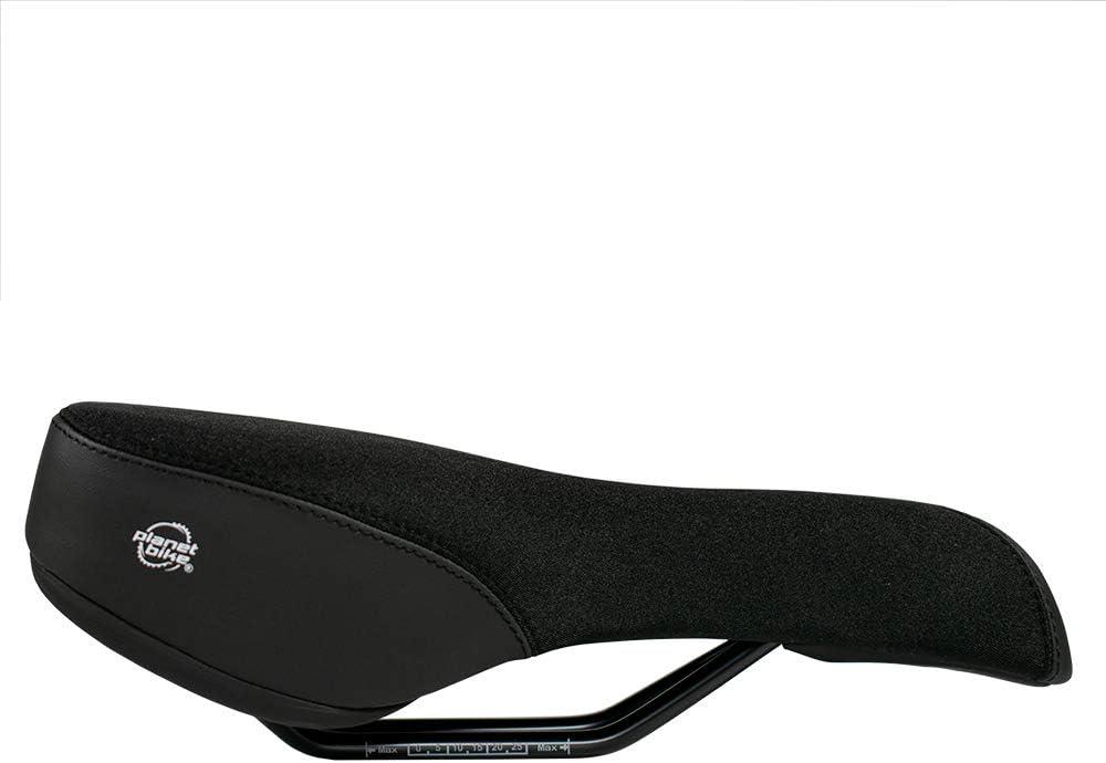Classic Black Bike Seat For Men For Mountain Bike E Hybrid Planet Bike A.R.S