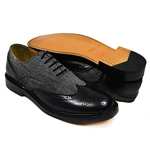 outlet Paul Malone Full Brogue Oxford Men's Shoes - cohstra org