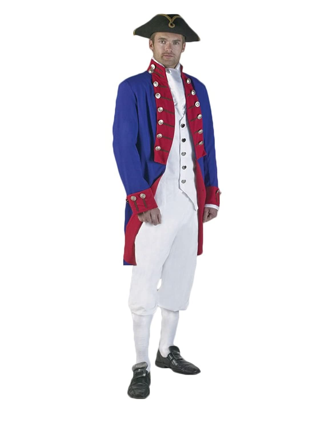 Patriots Revolutionary War Uniform | www.pixshark.com ...
