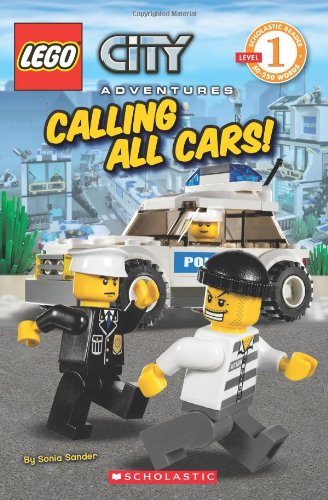 Price comparison product image City Adventures, No. 3: Calling All Cars! (Lego Reader, Level 1)
