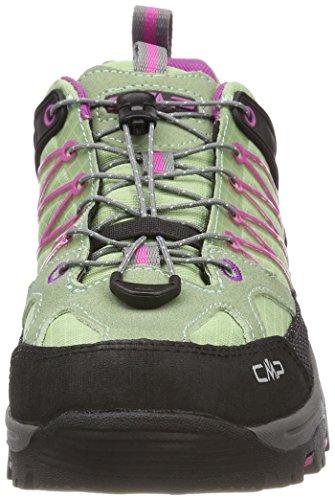 Wanderstiefel hot CMP Linfa Unisex Trekking Pink Erwachsene amp; Rigel Grün 447Cq8Xx