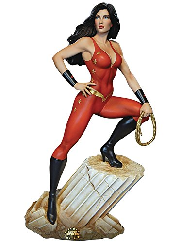 (Tweeter Head DC Super Powers Collection: Donna Troy 13