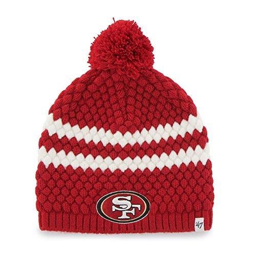 主に共和党重くするWomen's Knit San Francisco 49ers Beanie Cap