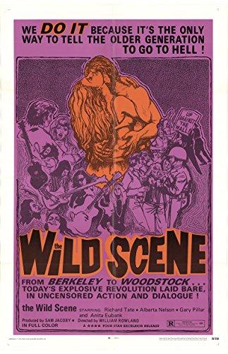 The Wild Scene 1970 Authentic 27