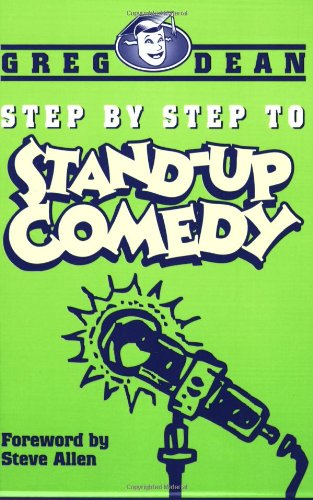 Step Stand Up Comedy Greg Dean product image