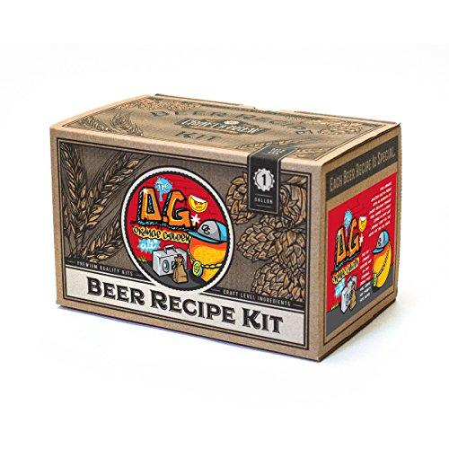- Craft a Brew O.G. Orange Golden Beer Recipe Kit