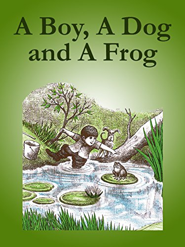 (A Boy, a Dog, and a Frog)