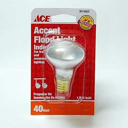 Sylvania 14820 40 watt R14 E17 Indoor Mini Flood Light Bulb