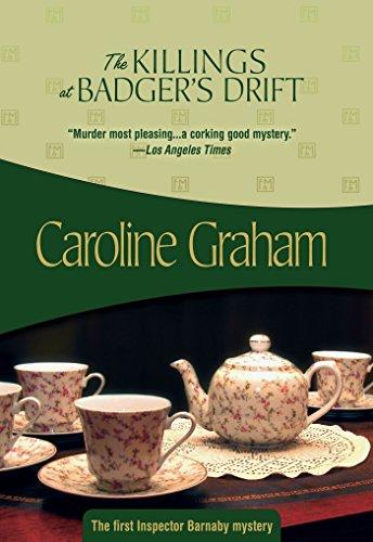 The Killings at Badger's Drift: Inspector Barnaby #1 (Chief Inspector Barnaby Novels)