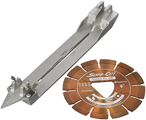 Husqvarna Construction Products 542777008 XL6 4000 Soff Cut Ultra Early Entry Diamond Blade