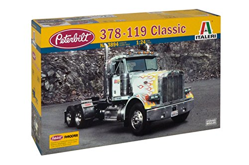 1:24 Scale Peterbilt 378-119 Classic Model Kit