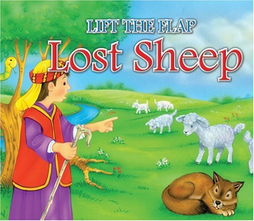 Lift the Flap Lost Sheep ebook