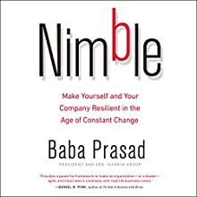 Nimble Audiobook by Baba Prasad Narrated by Sunil Malhotra