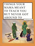 Things Your Mama Meant to Teach You but Never Got Around To, Barbara Morse, 061515851X