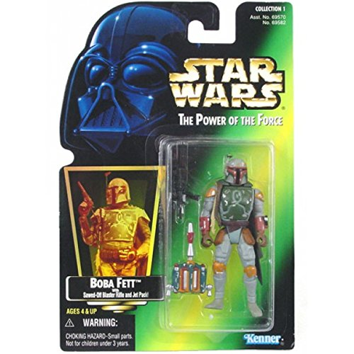 Star Wars The Power of the Force Boba Fett]()