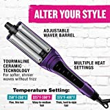 Bed Head A-Wave-We-Go Adjustable Hair Waver for