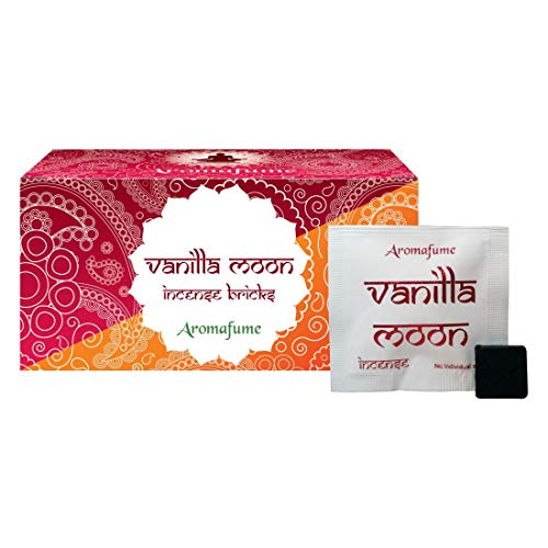 みなさんカプラー保存するAromafume Vanilla Moon  Incense Bricks (Medium)