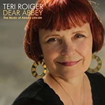 Roiger, teri Dear Abbey: Music Of Abbey Lincoln Mainstream Jazz