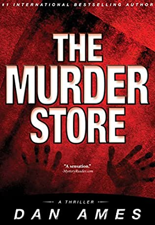 book cover of The Murder Store