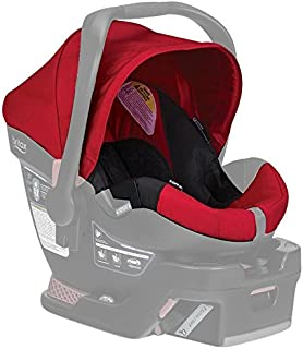 product image for Britax B-Safe 35 Infant Car Seat Cover Set, Red