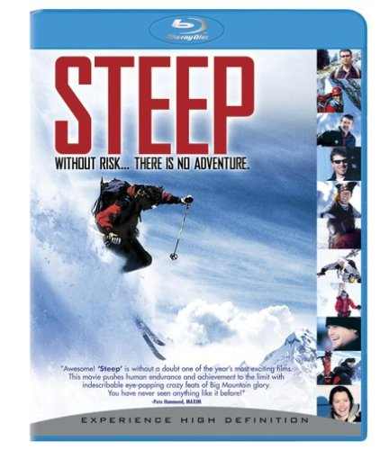 Steep [Blu-ray] -  Rated PG, Mark Obenhaus, Bill Briggs