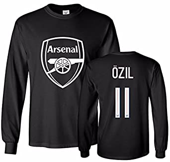 1752f93137b ... Xhaka Arsenal 1617 Home Jersey tcamp arsenal shirt mesut ozil 11 jersey  mens long sleeve t shirt ...