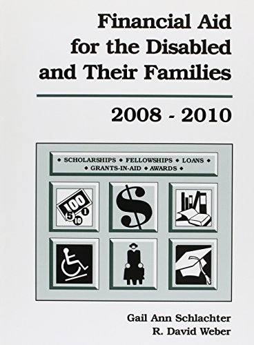Financial Aid for the Disabled and Their Families, 2008-2010
