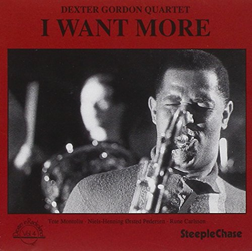 CD : Dexter Gordon - I Want More (CD)