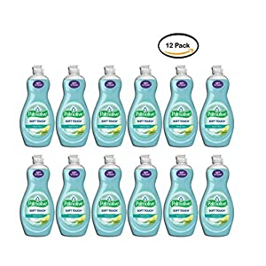 PACK OF 12 - Palmolive Ultra Soft Touch Dish Soap, Aloe and Citrus - 20 fl oz